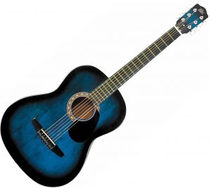 Rogue Starter Blue Burst child acoustic guitars