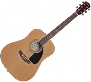 fender fa-100 beginner acoustic guitar