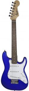 Squier by Fender Mini Strat - decent electric guitar for tiny hands