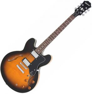 Epiphone Dot Semi Hollow Body review