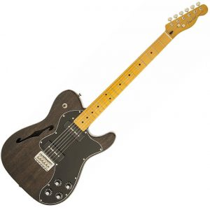 Fender Modern Player Telecaster Thinline Deluxe review