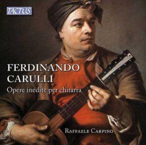 Ferdinando Carulli - famous classical guitarist
