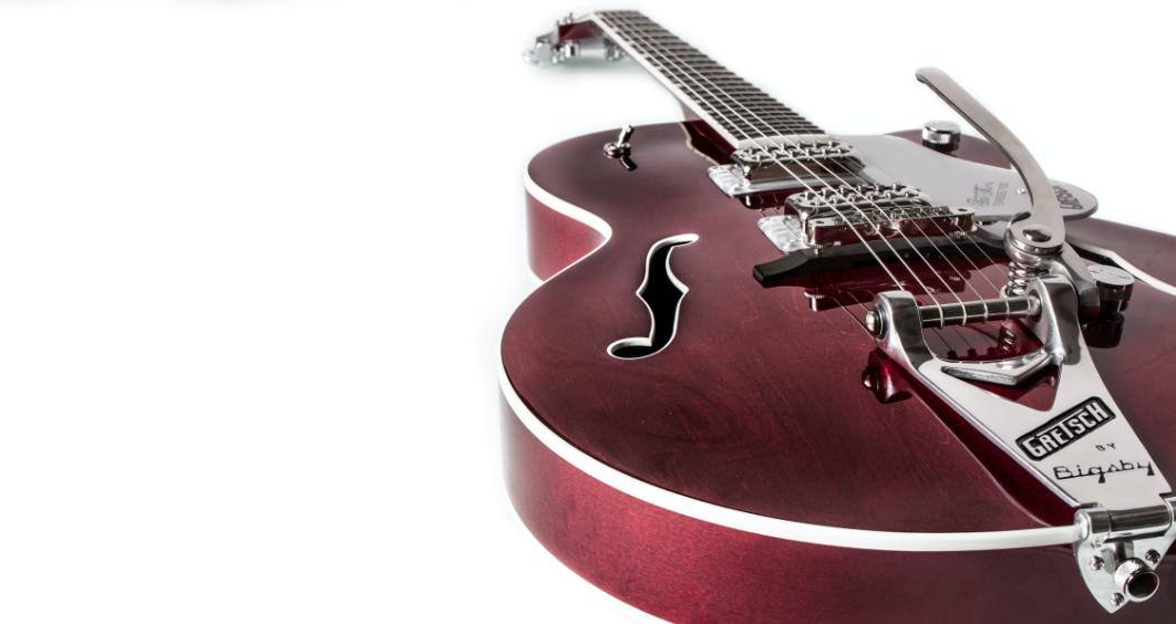 Best Hollow Body Guitar Under $1000