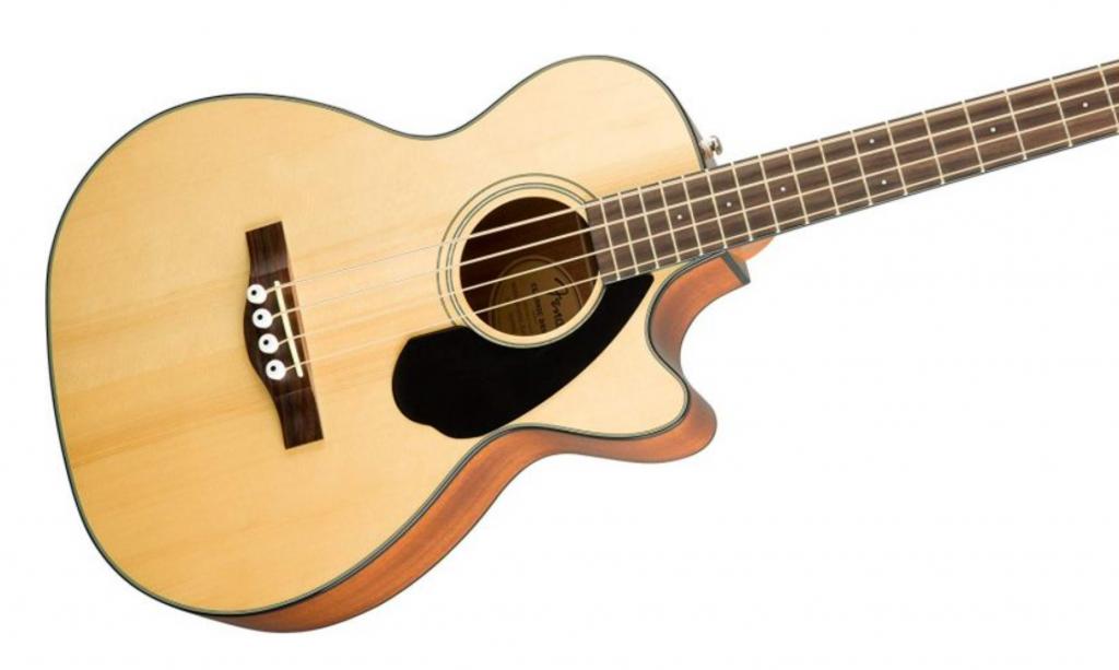 bass acoustic guitar